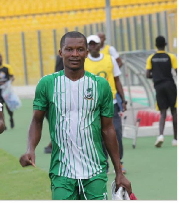 King Faisal part ways with midfielder Daniel Nii Adjei