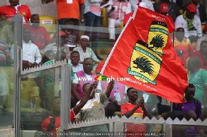 Ncc2  Asante Kotoko Flag