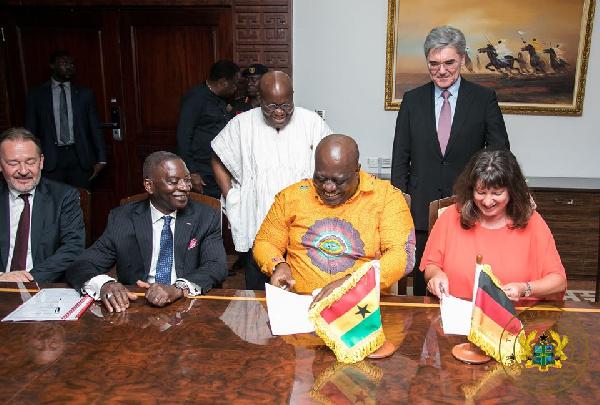 Ghana get 250 million Euros to upgrade electricity transmission infrastructure