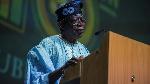 Nigeria ruling APC Chieftain Bola Ahmed Tinubu no dey hospital for di US