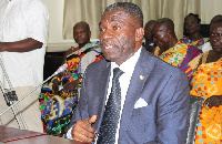 Deputy Agriculture Minister, William Quaitoo has resigned over 'ethnocentric' comments.