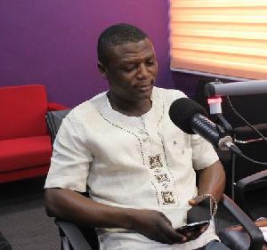 Kofi Adams NDC Gen Sec
