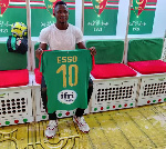 Joseph Esso grants first interview after completing MC Algiers move