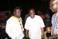 Nana Akuffo Addo & Obour