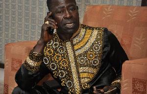 High-life legend, Abrantie Amakye Dede