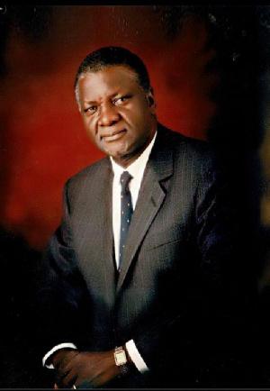 DR Godwin Kwaku Aikins