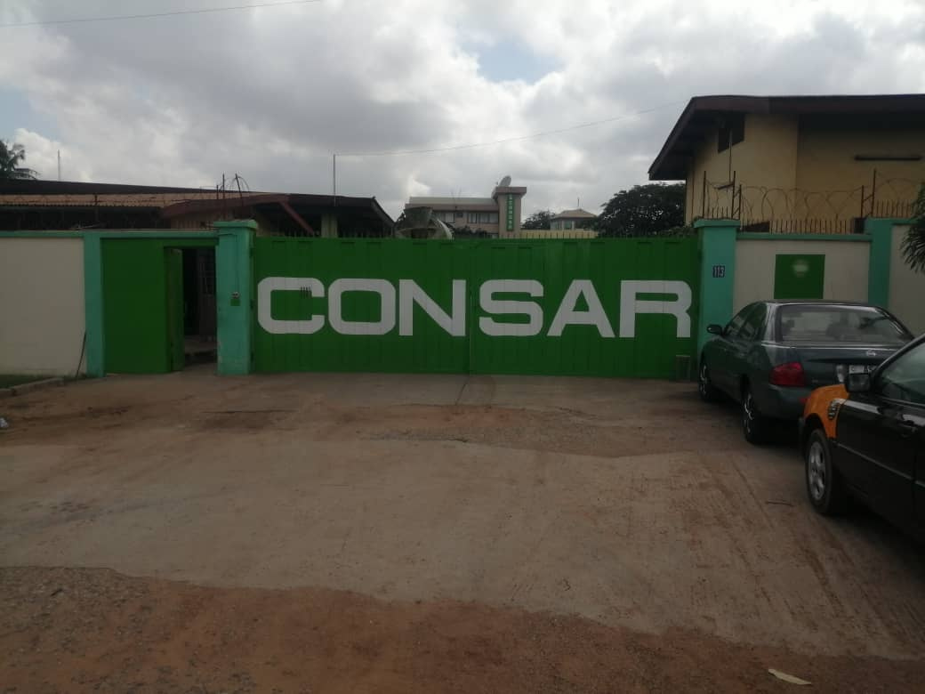 Asokwa: Workers of Consar Ghana Ltd protest over pay disputes