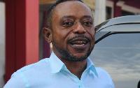 Rev Isaac Owusu Bempah