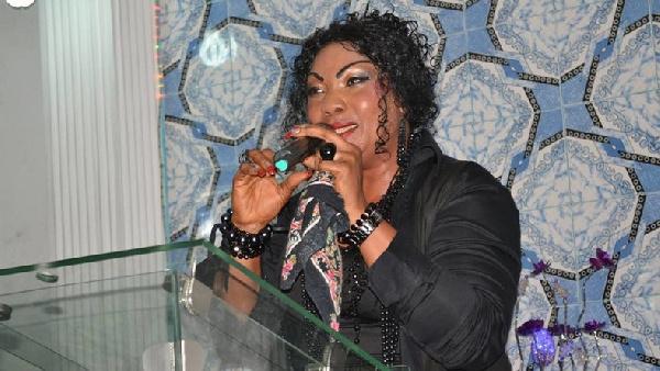 Actress Eucharia Anunobi