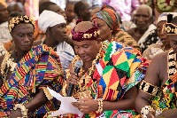 Jasikan Chief, Nana Abram Akpanja VI