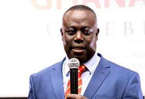 General Superintendent of Assemblies of God, Ghana, Rev. Prof. Paul Frimpong Manso