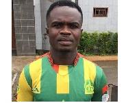Former Asante Kotoko captain, Amos Frimpong