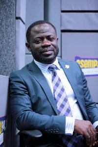 NPP Chairman for  New Juaben North  - Kwadwo Boateng-Agyemang