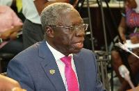 Senior Minister, Yaw Osafo-Maafo