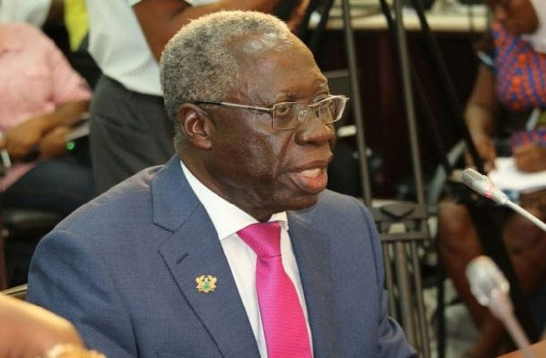 Osafo Maafo moves to challenge $1m surcharge by Auditor-General