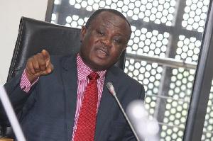 Deputy Speaker of Parliament, Joe Osei Owusu