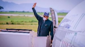 Muhammadu Buhari : Me shugaban zai je yi Kano yau ?