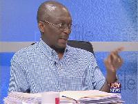 Abdul Malik Kweku Baako Jnr is Editor-in-Chief of the New Crusading Guide