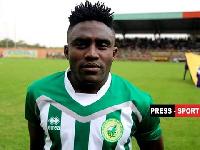 Bawak Etta Thomas has been ruled out of the return leg against Kotoko in Kumasi