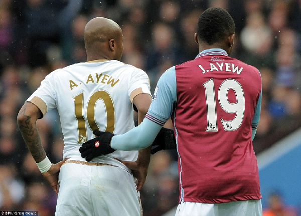 I wish to see Andre and Jordan Ayew in the Premier League again- Rahim Ayew
