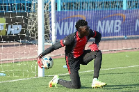 Razak Abalora has conceded two goals in his last three games