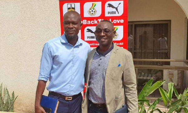 National team coaches need to share ideas- Akonnor