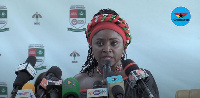 National Women's Organiser of the NDC, Hanna Louisa Bisiw