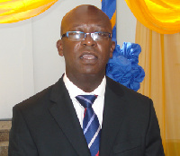 Chief Executive of the Ghana Interbank Payment and Settlement Systems (GhIPSS), Archie Hesse