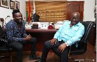 Ruff n Smooth endorses Nana Addo