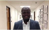 Solomon Owusu is a Ghanaian mining professional in USA