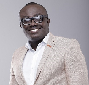 EIB Network C.E.O, Nathan Kwabena Anokye Adisi popularly known as Bola Ray