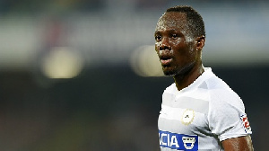 Emmanuel Agyemang Badu White Shirt Clean