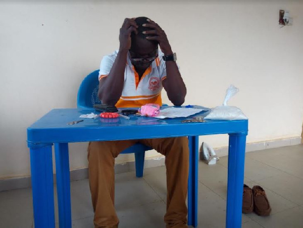 Dr. Francis Ibrahim Betonsi was handed indefinite suspension on grounds of possible mental disorder