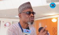 A.B.A. Fuseini, Minority Spokesperson on Communications