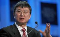 Deputy IMF chief, Zhu Min