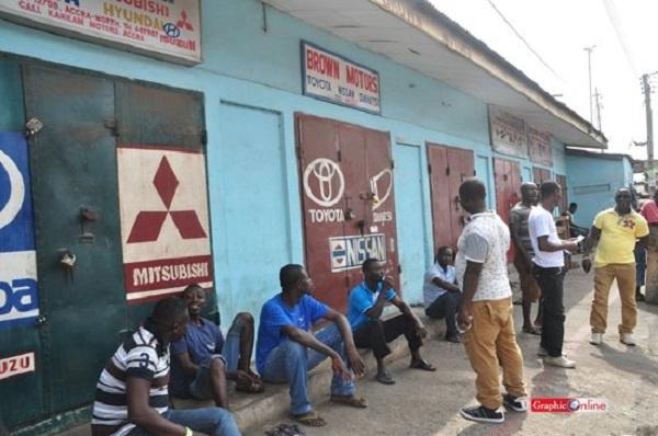 Closing our shops will affect Ghanaians in Nigeria – NUTA warns GUTA