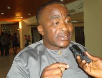 Former Adenta MP, Emmanuel Ashie Moore