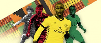 The Ghanaian quartet at Columbus Crew missed out on the MLS Eastern Conference trophy
