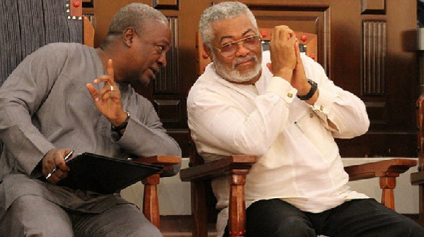 Election 2020: Mahama benefitted from sympathy votes from Rawlings' death – Gabby