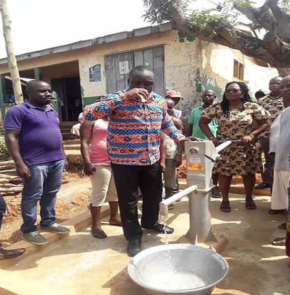 The facility was commissioned as one of the 2016 electioneering campaign promises