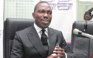 Lawyer Kwame Akuffo