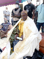 Kong Traditional Area of Gonja holds forum towards creation of House of Chiefs