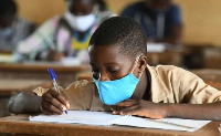 Students are to wear nose mask in school