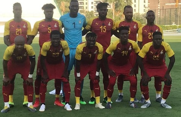 Ghana will open their AFCON campaign against Benin