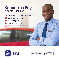 HUCA offers the ability to check the condition and state of used vehicles