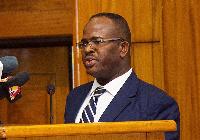 Sulemanu Koney, CEO, Ghana Chamber of Mines