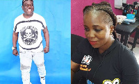 Mr Ibu and wife