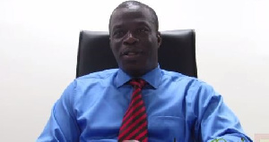 Ignatius Baffour-Awuah, the Minister of Employment and Labour Relations