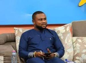 Peter Mensah, member of NDC Communication team