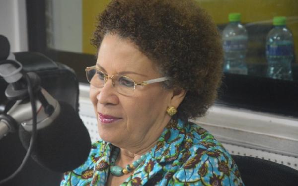 Mrs. Yvonne Nduom